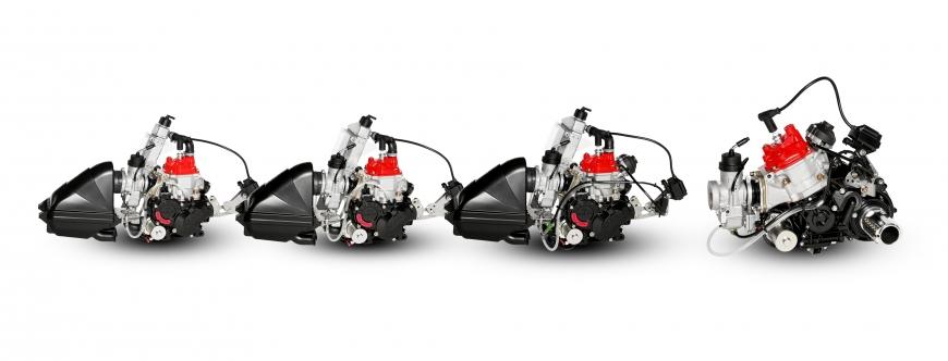 Самые совершенные двигатели для картинга Rotax