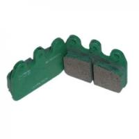 Задние тормозные колодки CRG VEN05/VEN09 Duralcan (керамика) 2шт.