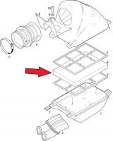 Фильтрующий элемент ГШВ Rotax