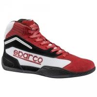 Sparco GAMMA KB-4 ботинки картинг, красный/белый, р-р 40 (EUR)