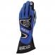 Sparco TIDE K9-H перчатки картинг синий/черный р-р 09 (M)