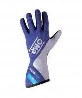OMP KS-2 перчатки для картинга  , синий/белый/голубой , р-р 6
