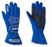 Sparco TYPHOON K-5 перчатки для картинга, синий, р-р 9