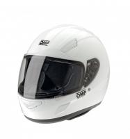 OMP CIRCUIT  шлем для картинга, закрытый (омологация ECE 22.05) белый, размер XS
