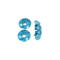 R'S DESIGN GAZE Набор болтов для визора Arai GP6/SK6 PD, Синие