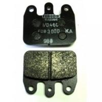 Задние тормозные колодки Ferodo для CRG/Energy VEN05 2шт.